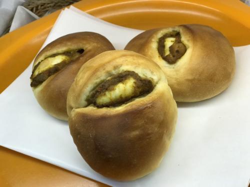 ササキカレーパン